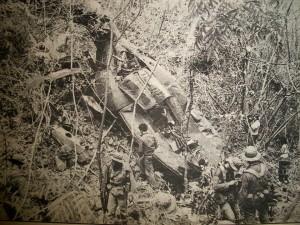 Heroes de San Gerardo, San Miguel. 28 aerotransportados fallecen en accidente aereo